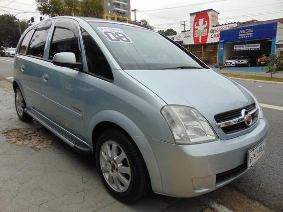 Chevrolet Meriva Premium 1.8 2008/2008 4p Aut