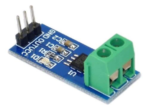 Imagem 1 de 8 de Sensor De Corrente Acs712 30a Arduino Pic Raspberry