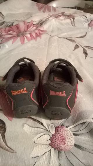 Zapato Deportivo De Niño Marca Lonsdale