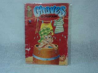 Hq Revista Em Quadrinhos Chaves E Chapolin 15 Antigo