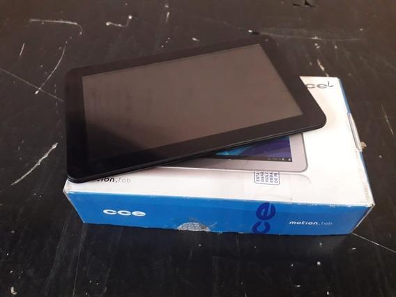 Tablet Cce Motion Tab Tr91 - 9 Polegadas, Wifi, Camera Frontal E Traseira, Slot Sd