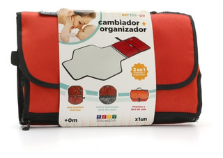 Cambiador + Organizador - Baby Innovation