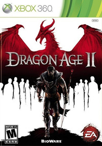 Jogo Dragon Age Ii 2 Xbox360 Ntsc Em Dvd Original