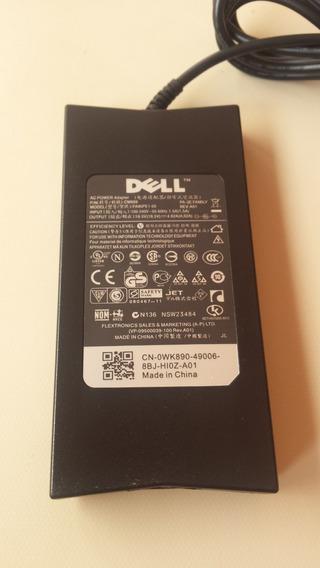 Carregador Fonte Notebook Dell Slin Original 19.5v 4,62a