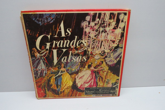 Lp (box C/4) Grandes Valsas Reader