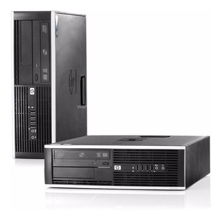 Cpu Hp 6000 Pro, Quadcore Ddr3, 250gb Hd, 4gb Ram