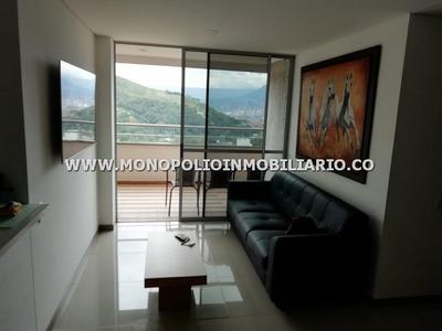 Apartamento Amoblado En Renta - Itagüi Cod: 12568