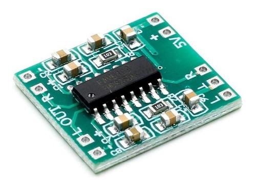 Modulo Amplificador Audio Pam8403 3w Por Canal Arduino