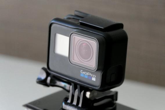 Gopro Hero 6 Black - Câmera Filmadora De Ação 4k
