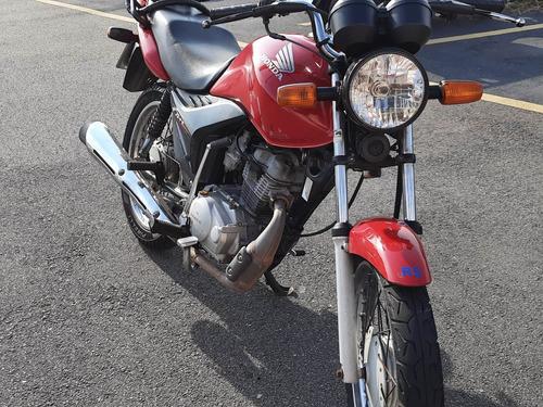 Imagem 1 de 2 de Honda  Fan Ks