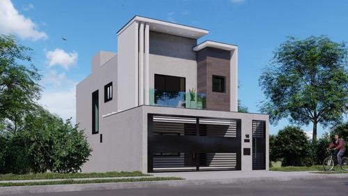 Imagem 1 de 6 de Casa Para Venda Em Cajamar, Portais (polvilho), 3 Dormitórios, 1 Suíte, 4 Banheiros, 4 Vagas - Ca-00040_1-1792627
