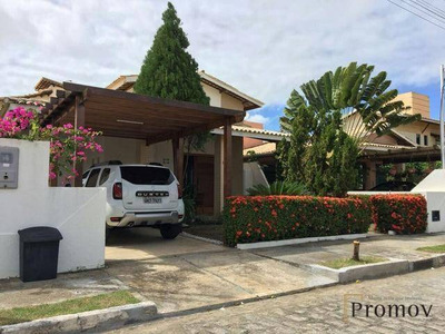 Casa Com 5 Dormitórios Para Alugar, 230 M² Por R$ 3.300/mês - Aruana - Aracaju/se - Ca0371
