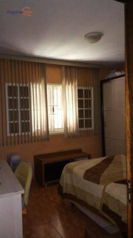 Casa Com 2 Dormitórios À Venda, 90 M² Por R$ 450.000,00 - Parque Industrial - São José Dos Campos/sp - Ca1888