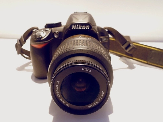 Nikon D3100 + Lente Kit + Bolso 6 Cuotas Sin Interés!!!