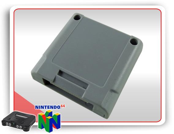 Memory Card Nintendo 64 N64 256k 59 Blocos