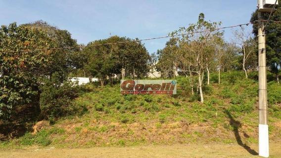 Terreno À Venda, 814 M² Por R$ 150.000,00 - Reserva Ibirapitanga - Santa Isabel/sp - Te0811