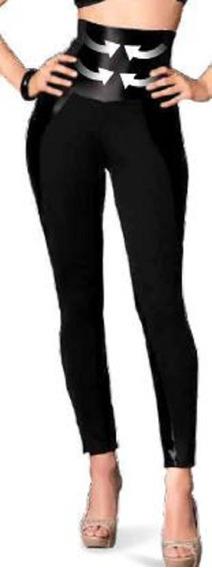 Vicky Form Tops Leggings Cintura Alta Mod.71356