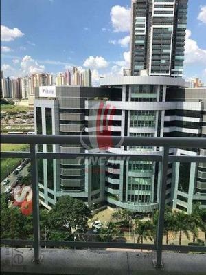 Sala Comercial Em Condomínio Para Locação No Bairro Vila Regente Feijó, 1 Vaga, 40 M - 3799
