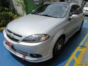 Chevrolet Optra Advance Mt 1800cc 4p