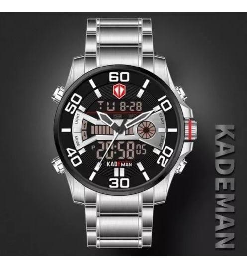 Relógio Kademan Homens Casuais 2019 Novo Top Luxo