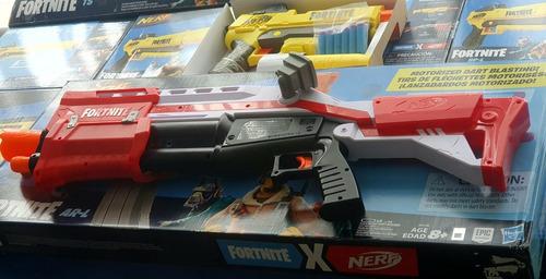 Imagen 1 de 8 de Pistolas Nerf Fortnite Originales Sp-l Americanas Ar-l Ts