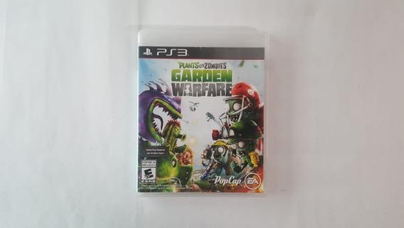 Plants Vs Zombies Garden Warfare - Ps3 - Original