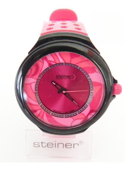 Marca Steiner Reloj Para Dama Nuevo Y Original.