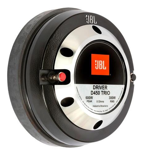 Driver Jbl D450 Trio Fenólico 600w 2'' Bolt-on 8ohm Vc 100mm