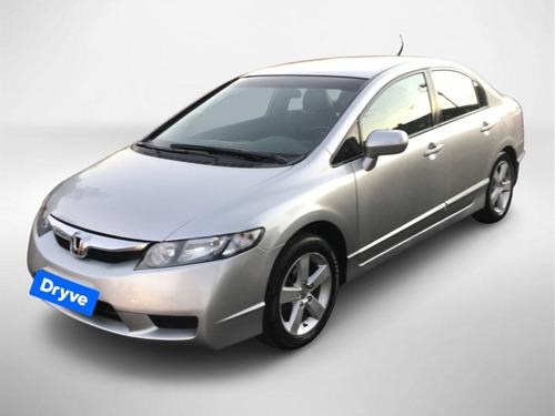 Imagem 1 de 10 de  Honda Civic Lxs 1.8 16v Flex