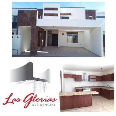 Casas En Venta Residencial Las Glorias, Salamanca, Gto.