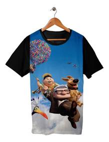 Kit 6 Camiseta Camisa Up Altas Aventuras 2