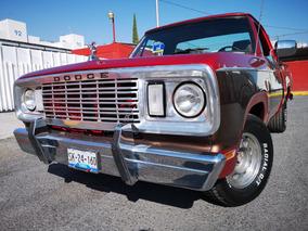 Dodge Ram Clasica Mt 1978