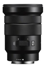 Lente Sony E Pz 18-105mm F/4 G Oss (selp18105g) Sony