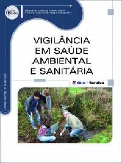 Vigilancia Em Saude Ambiental E Sanitaria - Erica