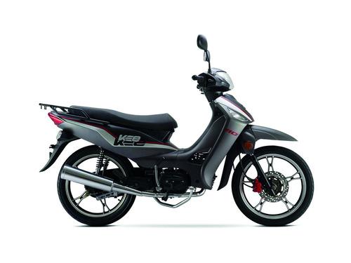 Keeway Kee 110 Moto Pollerita 0km 2021 + Obsequios Fama