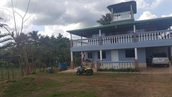 Vendo De Oportunidad Una Hacienda En San Cristóbal
