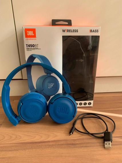 Headphone Bluetooth Jbl T450bt