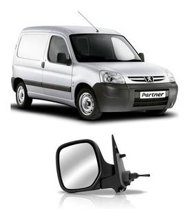 Derivabrisas para Peugeot Partner outdoor 2 antes-Facelift 2008-2012 camioneta delante