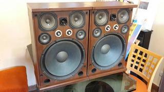 Bafles Jvc Sk-15a Woofer De 16 Chiquibun Audio Vintage