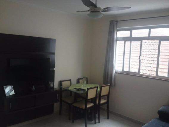 Apartamento Em Encruzilhada, Santos/sp De 68m² 2 Quartos À Venda Por R$ 255.000,00 - Ap249861