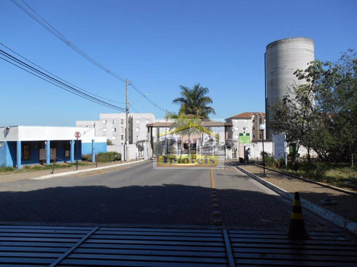 Imagem 1 de 2 de Apartamento Com 2 Dormitórios Para Alugar, 44 M² Por R$ 600/mês - Jardim Santa Maria (nova Veneza) - Sumaré/sp - Ap0535