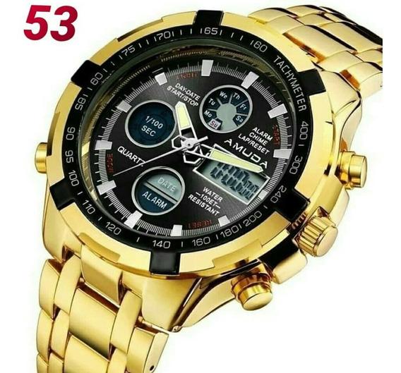 Relógio Amuda Quartz