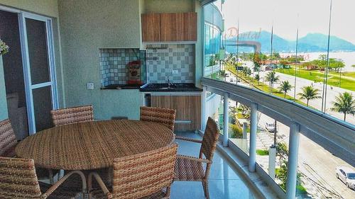 Apartamento À Venda No Bairro Indaiá - Caraguatatuba/sp - 4164