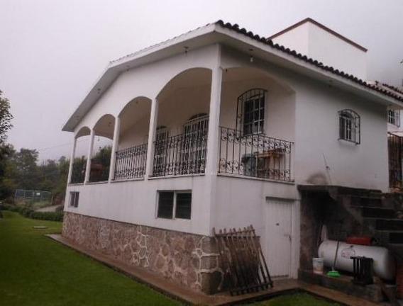 Se Vende Casa Rústica En San Miguel Tlaixpan, Texcoco