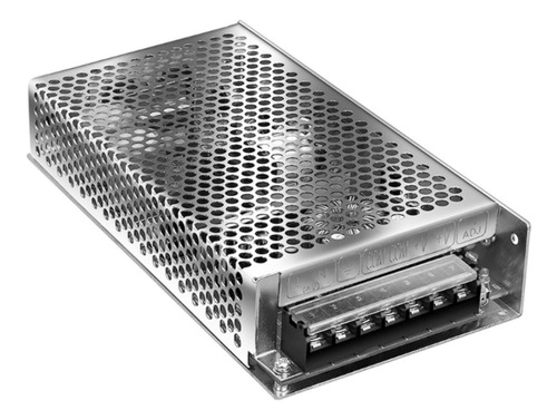 Fuente Switching Metal Ip20 Interior 120w 10a 12 Powerswitch