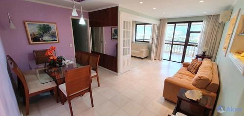Imagem 1 de 30 de Apartamento Com 3 Quartos, Barra Da Tijuca, Rio De Janeiro - A92