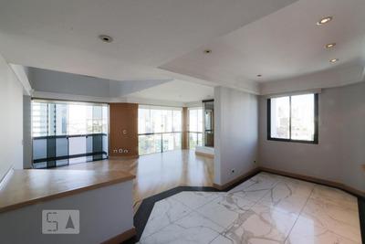 Apartamento No 8º Andar Com 4 Dormitórios E 5 Garagens - Id: 892918117 - 218117