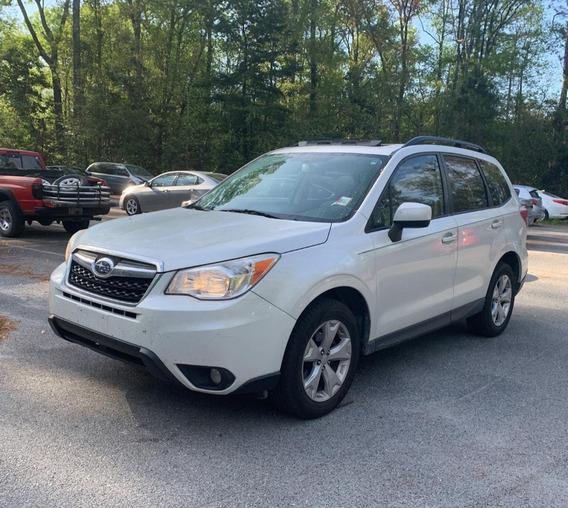 Subaru Forester Americana