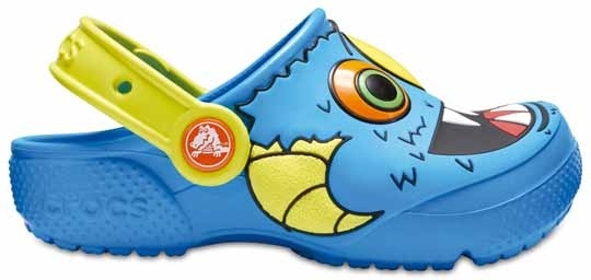 Zapato Crocs Niño Infantil Crocs Fun Lab Clog Monstruo
