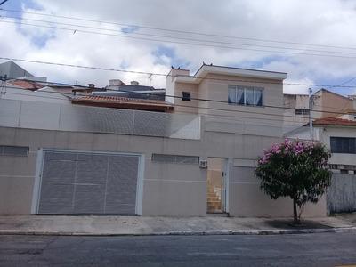 Sobrado Residencial À Venda, Olímpico, São Caetano Do Sul. - So21566